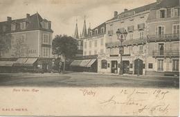 Lot De 3 Cartes Sur VICHY - Vichy