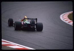 GP F1 Spa Francorchamps 1989 - Lola Larousse LC89  - Diapositive Dia Diapo 35mm Original (141) - Diapositives