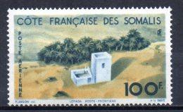 1/ Cote Des Somalis : PA   N° 21  Neuf XX , Cote : 11,00 € , Disperse Trés Grosse Collection ! - Côte Française Des Somalis (1894-1967)