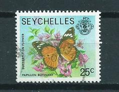 1978 Seychellen Vlinder,butterfly,papillon,schmetterlinge Used/gebruikt/oblitere - Seychellen (1976-...)