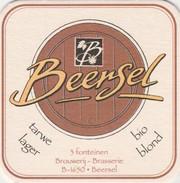 Beersel - 3 Fonteinen - Sous-bocks
