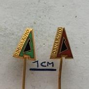 Badge (Pin) ZN004257 - Automobile (Car) Bosna Auto - Badges