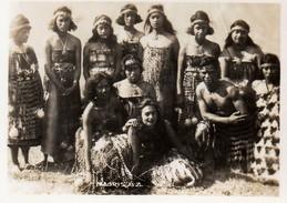 612Bc  Photo Nouvelle Zelande Maoris - Nouvelle-Zélande