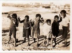 612Bc  Photo Nouvelle Zelande Maori Haka Children - New Zealand