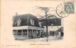 89 - YONNE / Leugny - La Place De La Halle - Sonstige Gemeinden