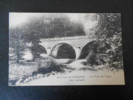 (87) CPA : Environs De SOLIGNAC - Le Pont Du Vigen - Frankrijk