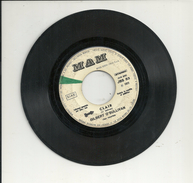 WERNER MULLER  --FIDDLER ON THE ROOF ----------------CLAIR-GILBERT O'SULLIVAN  1972--DECCA DISCHI -DA JUBOX - Ediciones Limitadas