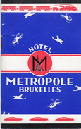 Guide Ancien Pour Voyager à Partir De BRUXELLES - Europe