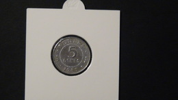 Belize - 1989 - 5 Cents - KM 34a - VF - Belize
