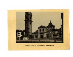 TORINO Chiesa Di San Giovanni, Cattedrale - Churches
