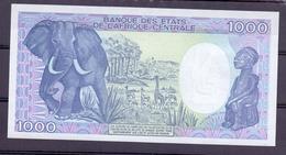 Cameroun  Kameroen  1000 FR 1989  Rare  UNC - Cameroun