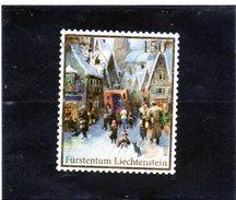 2016 Liechtenstein - Natale