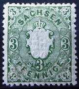 SAXE                  N° 13              NEUF* - Saxony