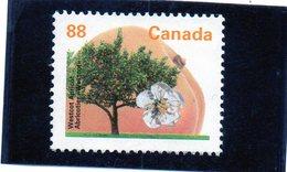 1994 Canada - Westcot Apricot - 1952-.... Regno Di Elizabeth II