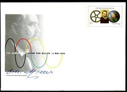 BUND USo94 Sonder-Umschlag OSKAR VON MILLER ** 2005