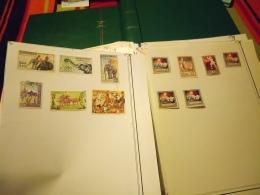 D0897 LOT FEUILLES MONDE A TRIER BELLE COTE DÉPART 10€ - Sammlungen (im Alben)
