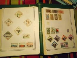 D0899 LOT FEUILLES COLONIES A TRIER BELLE COTE DÉPART 10€ - Sammlungen (im Alben)