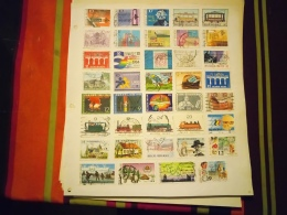 D0902 LOT FEUILLES PAYS BAS / BELGIQUE A TRIER BELLE COTE DÉPART 10€ - Collections (en Albums)