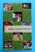 CROATIA TEAM - Programme & Guide For UEFA EURO 2000 Football Soccer Fussball Programm Programma Kroatien Croatie Croazia - Books