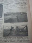 LA SETTIMANA ILLUSTRATA 22/5/1913 MOTTA DI LIVENZA - Boeken, Tijdschriften, Stripverhalen