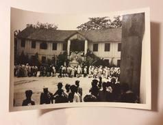 Photo Ancienne - DOUALA , Cameroun - Jour De Fête à Identifier - 1951 - Afrique