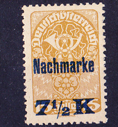 Österreich Austria Autriche - Portomarken (Mi.Nr.: 102) 1921 - Postfrisch MNH - Segnatasse