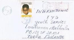 Guinee Guinea 1997 Sangaredi Child Michel 1587 Cover - Guinee (1958-...)