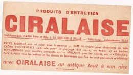 Buvard CIRALAISE Produit D' Entretien - Produits Ménagers