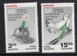 Europa Cept 1995 - ** MNH - Bulgaria - Europa-CEPT