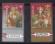 Europa Cept 1995 - ** MNH - Lettonia - Europa-CEPT