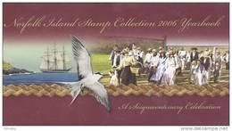 Norfolk Island 2006 Year Book    MNH - Norfolk Island