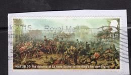 2015 £1 Battle Of WOTERLOO STAMPS - 1952-.... (Elisabeth II.)