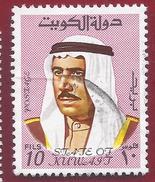 1969 - Kuwait - Shaikh Sabah -  Yt:KW 449-used - Kuwait