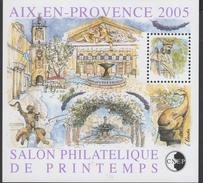 BLOC CNEP 2005 - SALON DU TIMBRE - COTE 15,00€ BL89 - Sheetlets