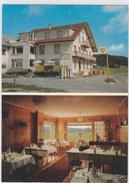 Hôtel Du Moulin  (  Ch. Karlen-Studer Chef De Cuisine )  LE CERNEUX - PEQUIGNOT. Station-service BP 105x150 - NE Neuchâtel