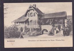 Old/Antique? Postcard Of Gartnerhaus,Restauration Im Kaiser Wilhelm-Hain,Dortmund, North Rhine-Westphalia, Germany.,N61. - Dortmund