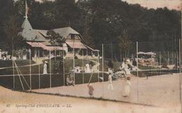 CPA Sporting-Club D'Houlgate - Animée - Houlgate