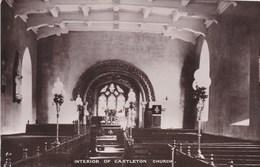 CASTLETON CHURCH INTERIOR - Derbyshire