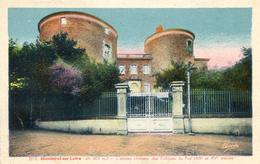Monistrol Sur Loire - L'ancien Chateau Des Eveques Du Puy - Monistrol Sur Loire