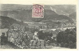 641 COMBLAIN-AU-PONT : Panorama - RARE VARIANTE - Editions MOSA - Comblain-au-Pont