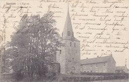 Nandrin - L'Eglise (précurseur, 1905, Edit. Ep Ernest Ringlet-Hazée - Au Gagne Petit) - Nandrin