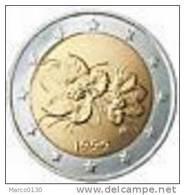 FINLANDE 2 EUROS 1999 - Finnland