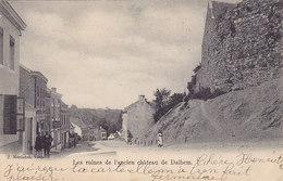 Les Ruines De L'ancien Château De Dalhem (animée, Précurseur) - Dalhem