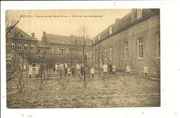 Wervik Wervicq Pensionnat Des Soeurs Grises Jardin Cour Des Pensionnaires - Wervik