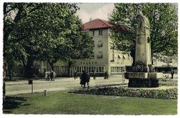 RB 1140 - Postcard - Gasthaus Falken - Kehl Am Rhein Germany - Kehl