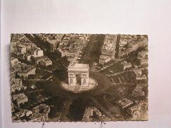Paris - Place De L'Arc De Triomphe Et Ses 12 Avenues - Arc De Triomphe