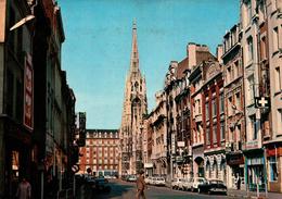 CPSM 59 LILLE Rue De PARIS , AUTOS CITROËN DS , RENAULT 4L R16 , Commerces - Lille