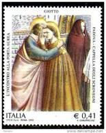 PIA - ITALIA - 2003 : Giotto : Affreschi Della Cappella Degli Scrovegni A Padova    - (SAS  2676) - Religión