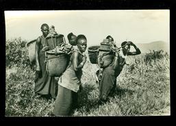 Ruanda - Urundi  Type De Femme Indigène - Ruanda Urundi