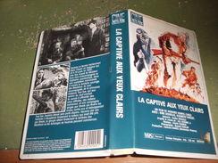"""Rare Film : """" La Captive Aux Yeux Clairs """" - Western / Cowboy"""